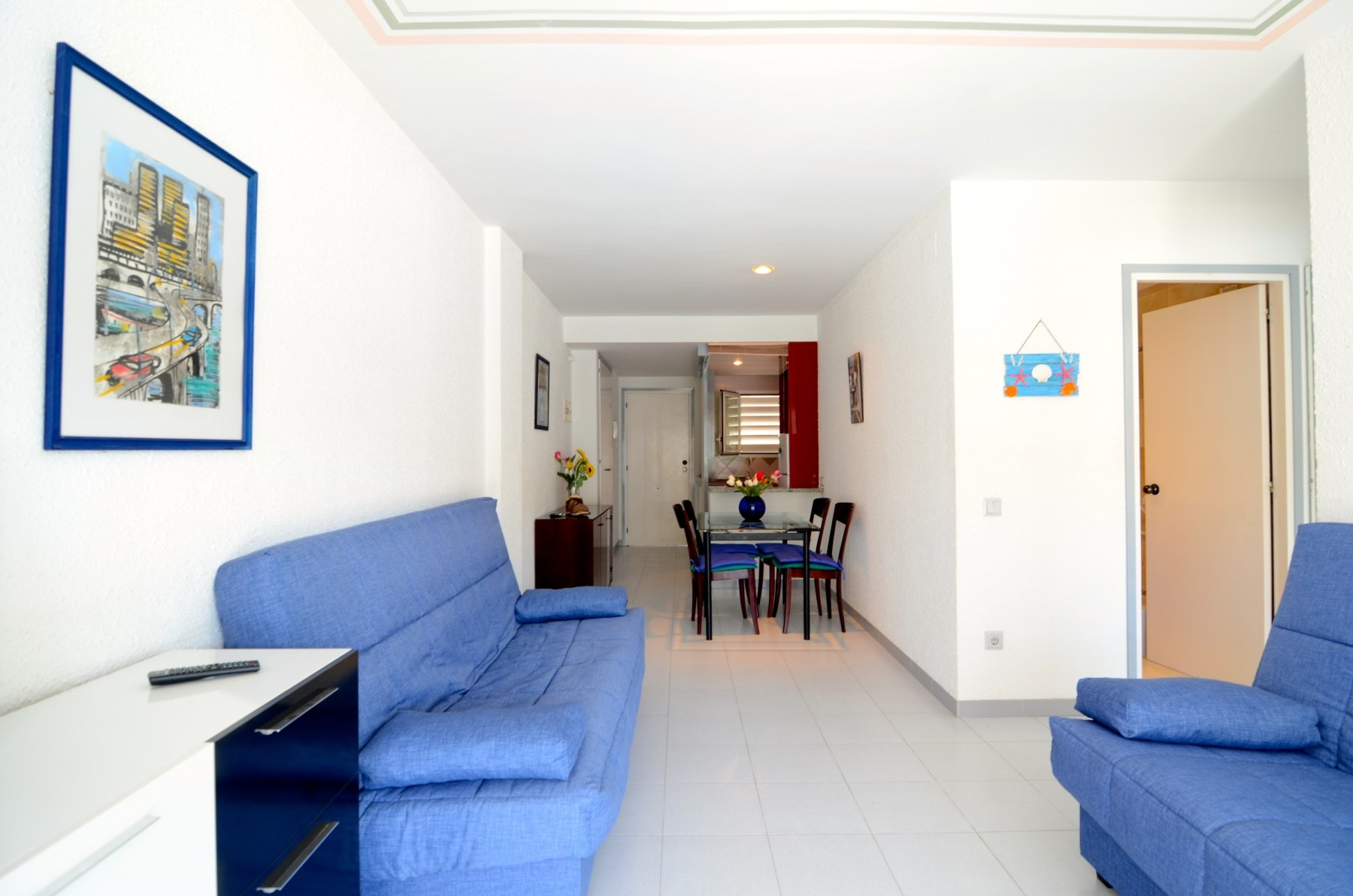 1 Bedroom Mar D'or Apartment Lounge